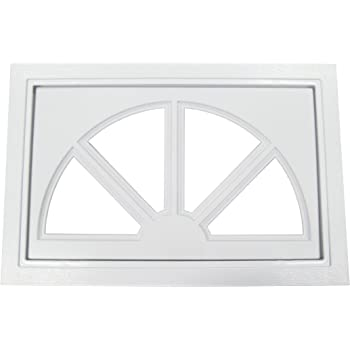 Decorative Magnetic Garage Door Window Panes Magnetic