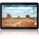Tablet 10 inch, Android 8.1 Tablet PC, 16GB, 5G WiFi and Dual Camera, GPS, Bluetooth, 1280x800 IPS Display, Google…
