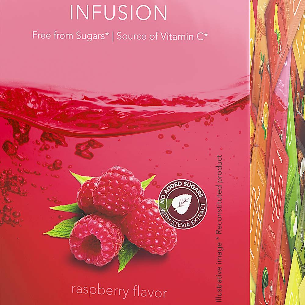 Prozis H2O Infusion Raspberry - 1 Paquete de 1 x 500 gr - Total: 500 gr: Amazon.es: Salud y cuidado personal