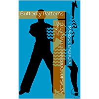 Illustrated Handbook of Salsa Dance: Butterfly Patterns book cover
