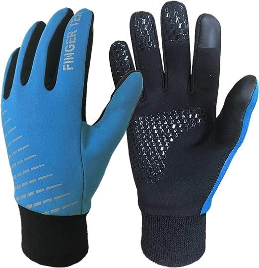iwish Halb-Finger-Handschuhe f/ür Kinder d/ünn Outdoor Fahrrad-Handschuhe f/ür Kinder Sport-Handschuhe