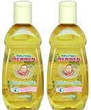 2 Baby Magic Mennen Cologne 6.76 Fl Oz (2 Colonias Mennen para Bebe 200 ml)