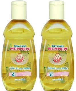 2 Baby Magic Mennen Cologne 6.76 Fl Oz (2 Colonias Mennen para Bebe 200 ml