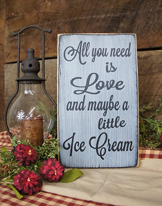 SWQAA All You Need is Love and May a Little Ice Cream ...