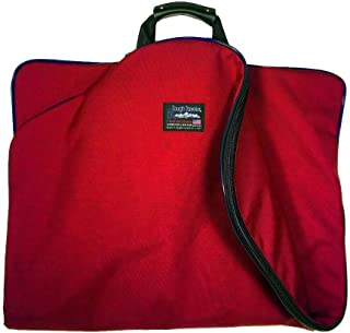 """product image for Tough Traveler  """"Suiter"""" Garment Bag   Made in USA … (Red)"""