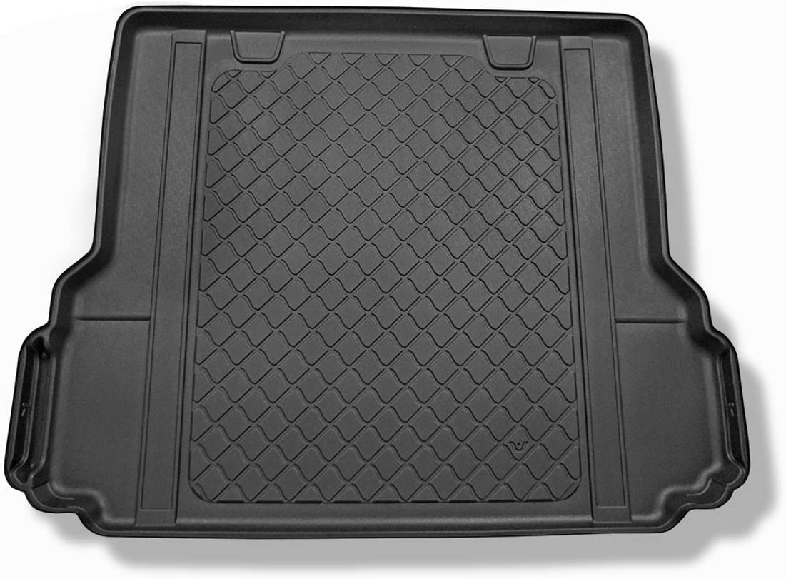 Mossa Car trunk mat 5902538560153 Fits perfectly Odourless boot liner
