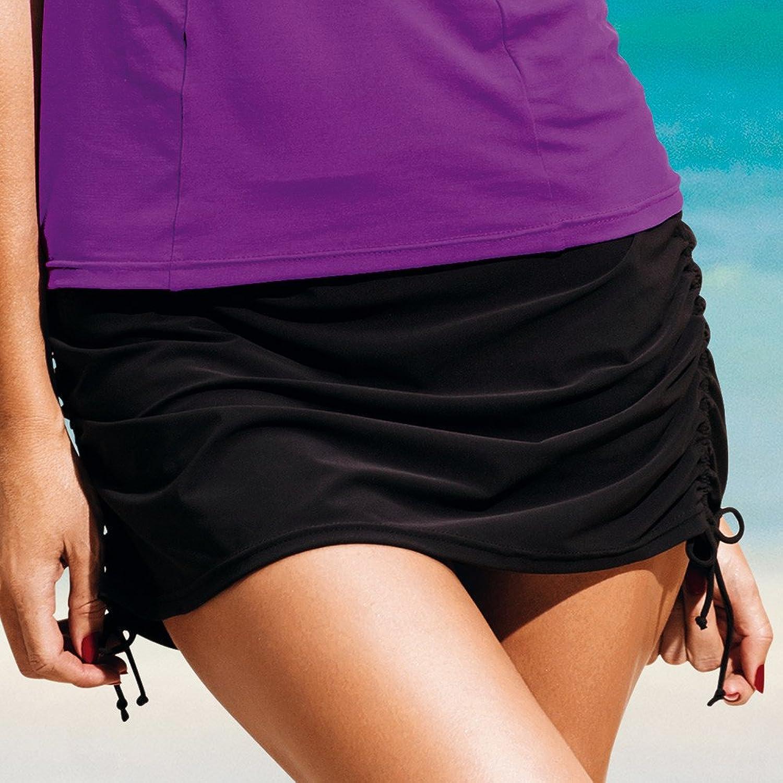 Rosa Faia Damen Rock Bikinihose Bikini-Rock Kim Bottom: Anita: Amazon.de:  Bekleidung