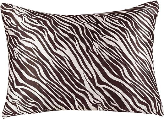 Amazon Com Shopbedding Luxury Satin Pillowcase For Hair