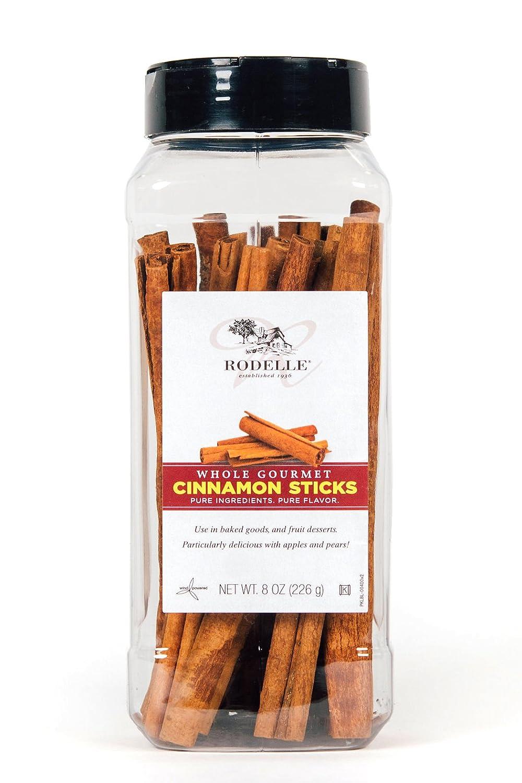 "Rodelle Cinnamon Sticks, 8 Oz - Whole 6"" Sticks"