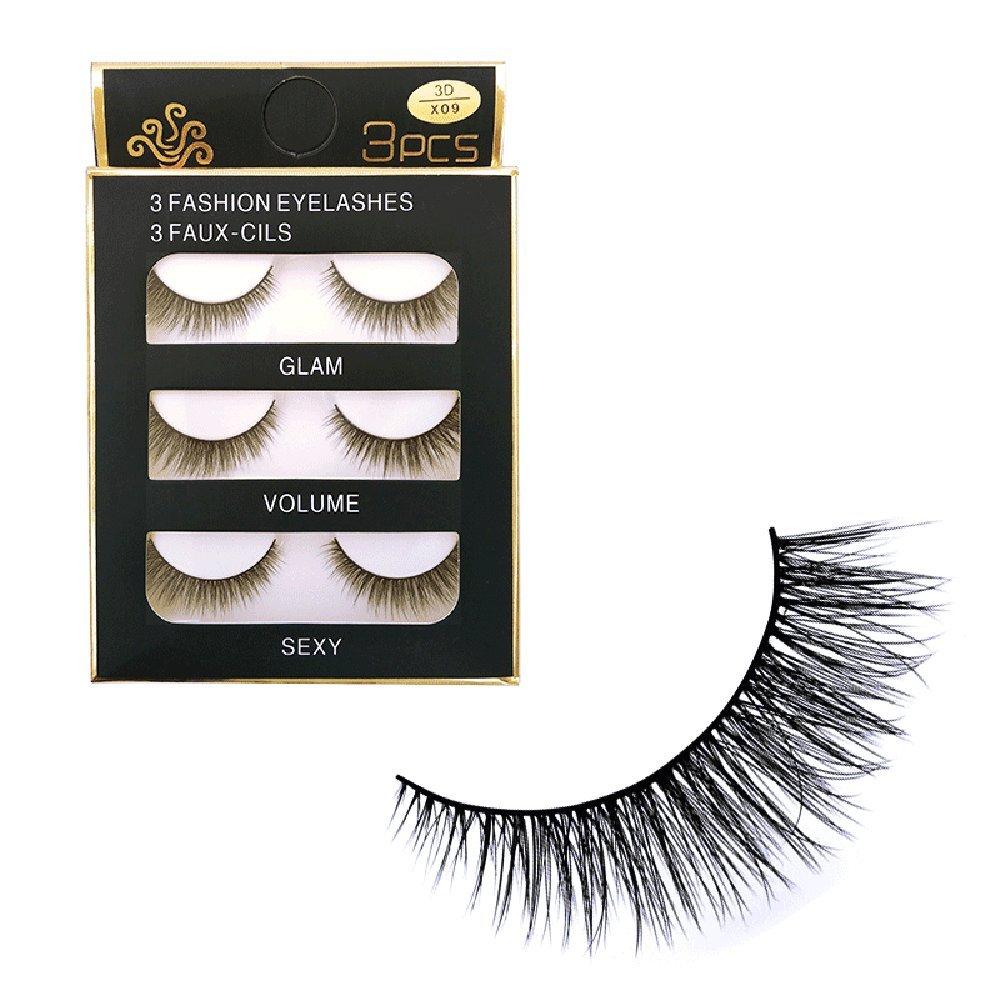 Amazon Yjydada Real 3d Soft Long Natural Eye Lashes Makeup