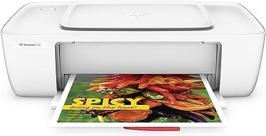 HP DeskJet 1112 Single Function Inkjet Colour Printer Inkjet Printers