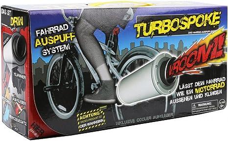 MOTO Bicicletta Bici Tubo di scarico sistema di gioco per bambini gioco bambino bel suono Nuovo