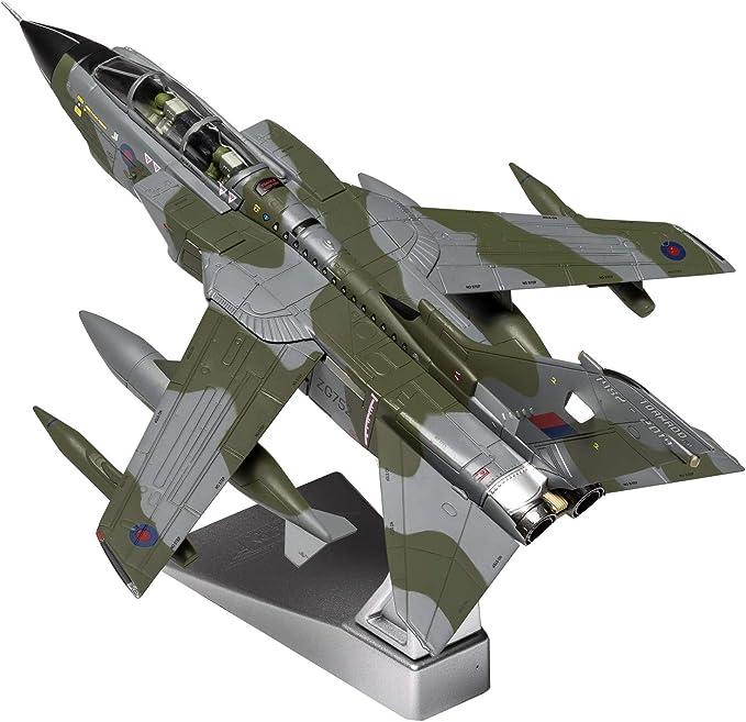 Corgi AA33619 Panavia Tornado GR.4 ZG752 RAF Marham 2019 (1:72 Scale): Amazon.es: Juguetes y juegos