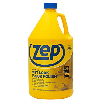 Zep 1044898 Laminate Floor Polish
