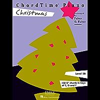 ChordTime Piano Christmas Level 2B (Chordtime Piano, Level 2b, I-iv-v7 Chords in Keys of C, G and F) book cover