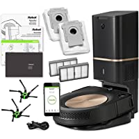 iRobot Roomba s9+ (s955020) Robot Vacuum Bundle with Automatic Dirt Disposal- Wi-Fi Connected, Smart Mapping, Ideal for…