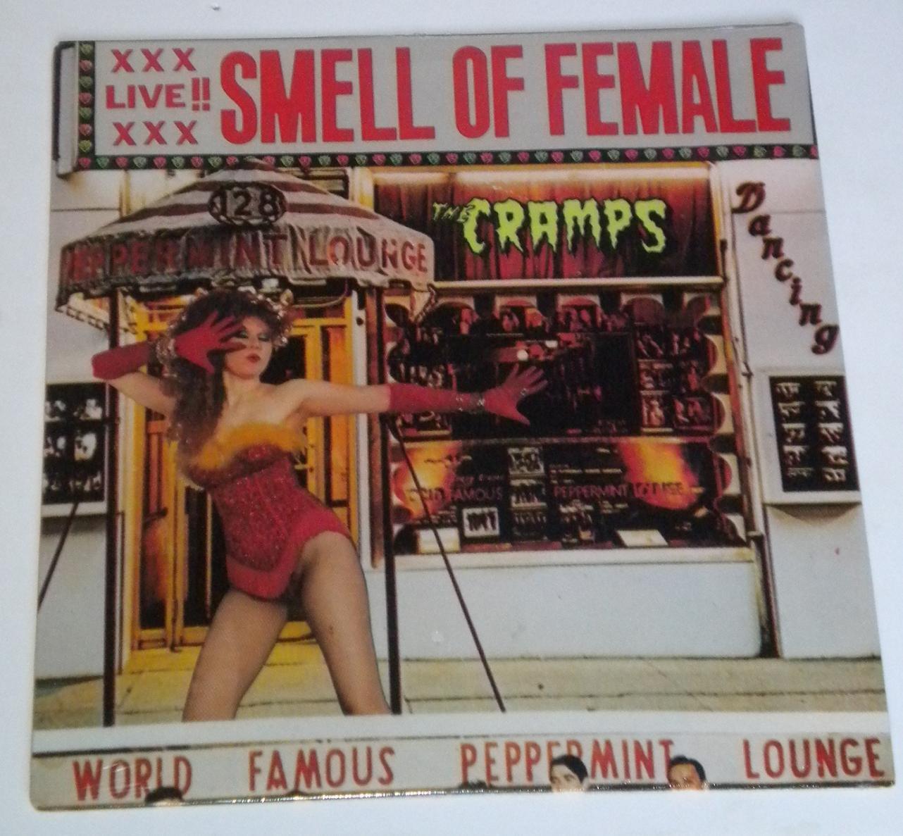 Smell of Female by Dutch East Wax Enigma