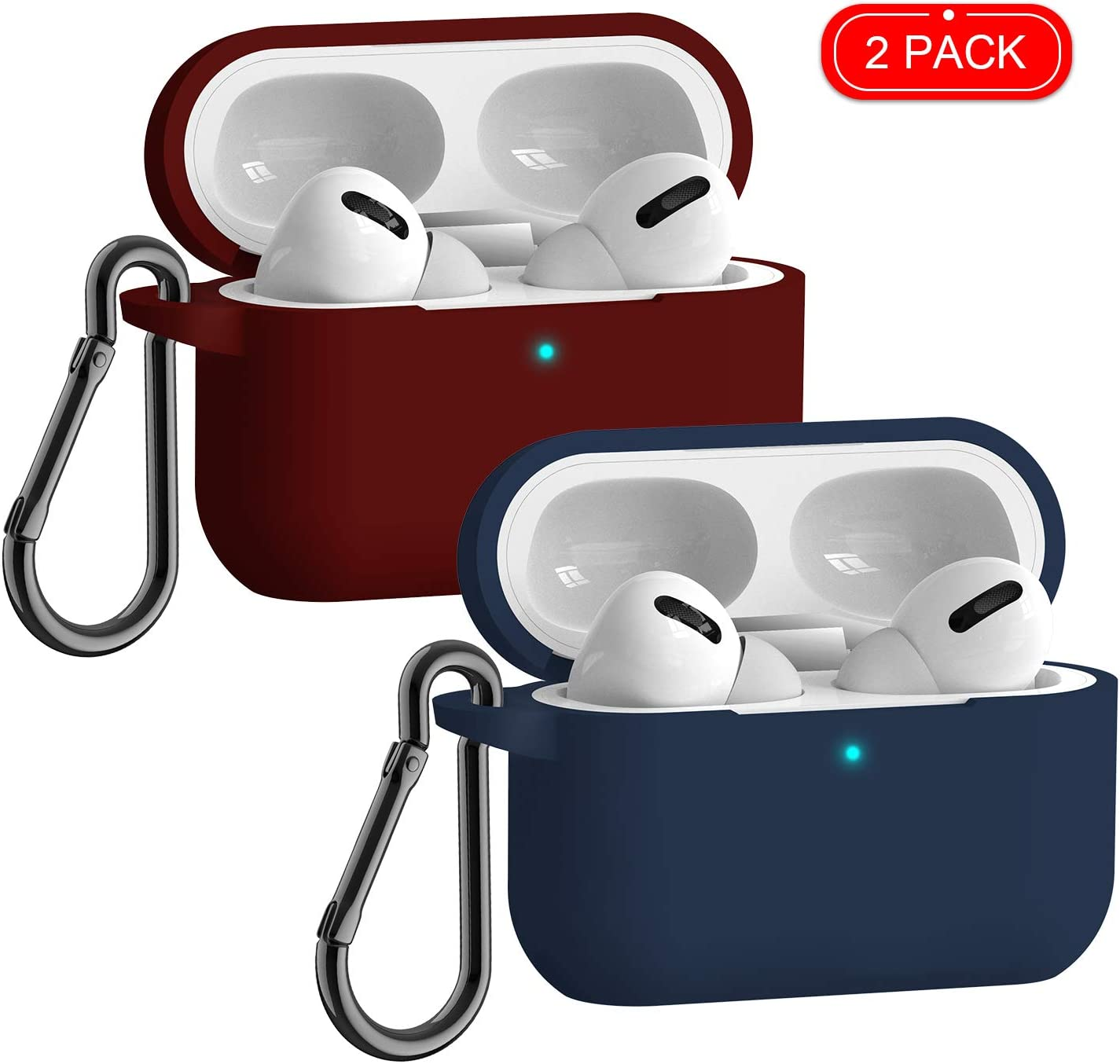 Amazon Com Airpods Pro Case Cover Apple Airpods Pro Accessories