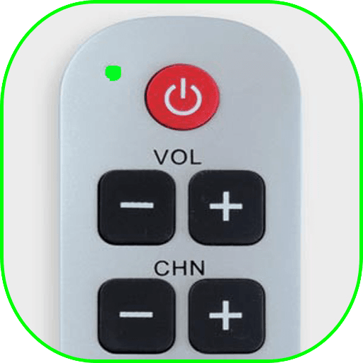 Universal TV Remote Control (Free Ir Remote)