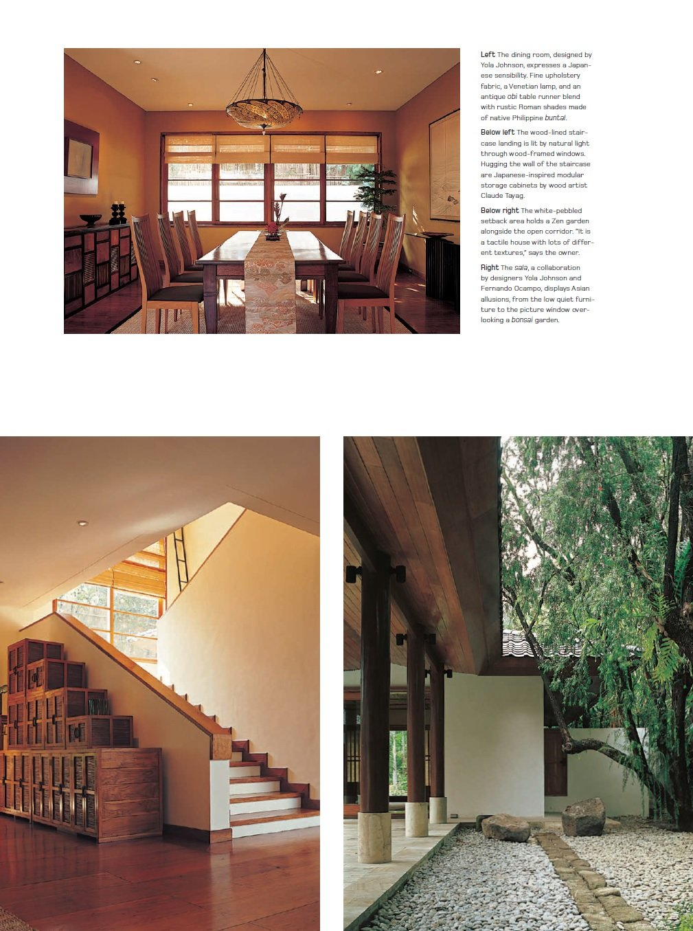 25 Tropical Houses in the Philippines: Elizabeth V. Reyes, A ... on native philippine furniture, native philippine bedroom, native philippine art,