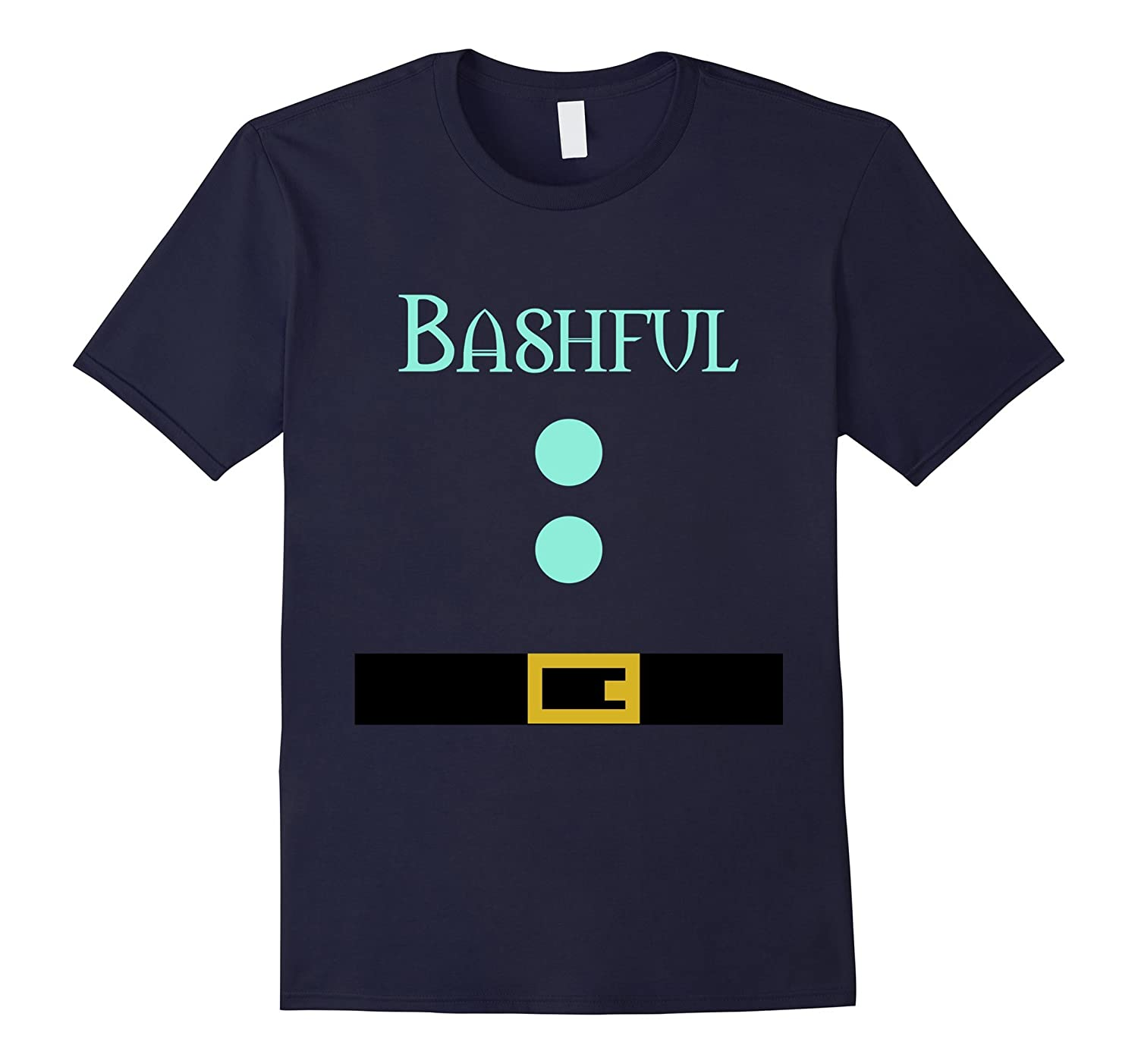 Bashful Cute T-shirt Halloween Tee-FL