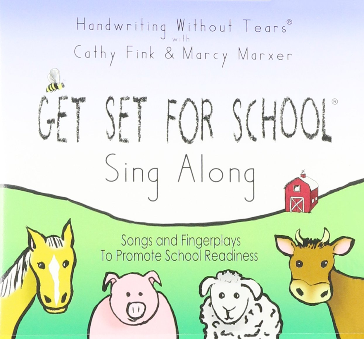 Amazon.com : Get Set for School Sing Along: Songs and fingerplays to ...