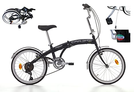 Bici Pieghevole Per Barca.Bici Pieghevole Cicli Cinzia Made In Italy Car 20 Bicicletta