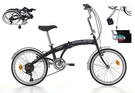 Bici Cinzia Pieghevole.Bici Pieghevole Cicli Cinzia Made In Italy Car 20 Bicicletta