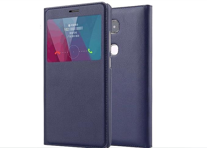 Amazon.com: Yooky Hua Wei Honor 5X Case, Premium PU Phone ...