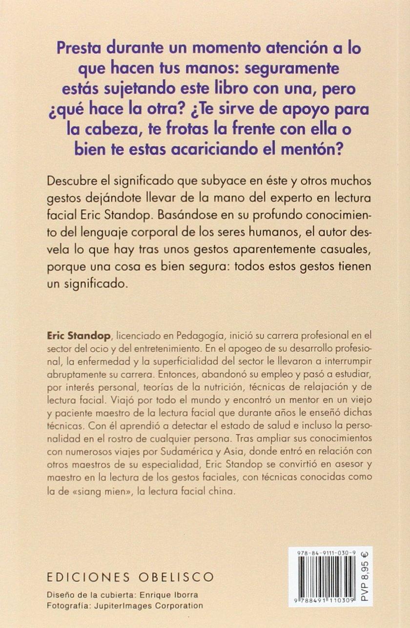 Lectura del rostro (Spanish Edition): Eric Standop: 9788491110309: Amazon.com: Books