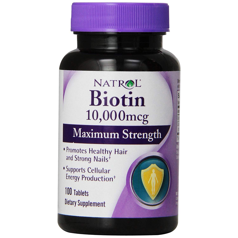 Natrol Biotin Max 10000mcg