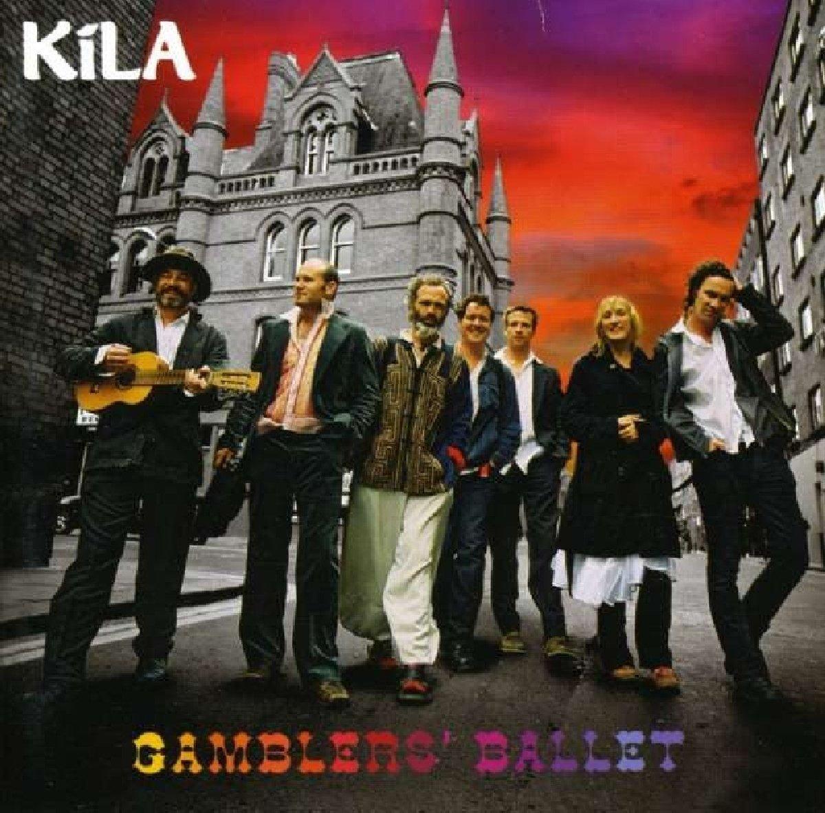 Gambler'S Ballet / Kila KRCD 012