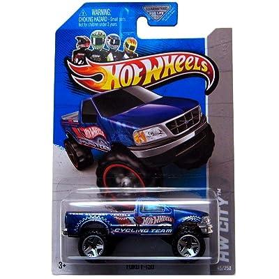 Hot Wheels HW City 45/250 Ford F-150: Toys & Games