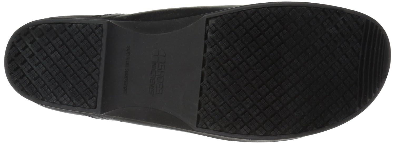 Shoes For Crews Women's Juno US|Black Slip Resistant Clog 11 M US|Black Juno B07BHJ5T8H 9eb0e5