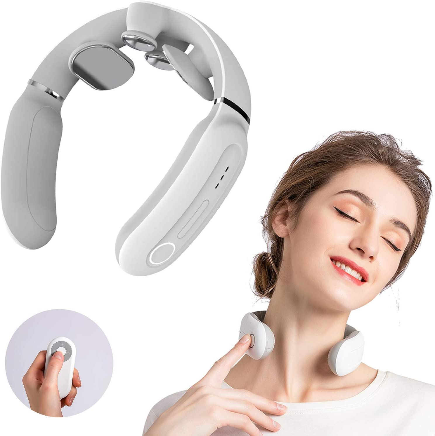 Free Amazon Promo Code 2020 for Neck Relax Massager with Heat