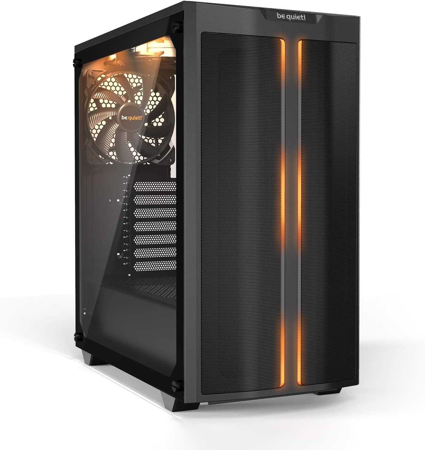 gabinete atx mid tower Pure Base 500DX be quiet!