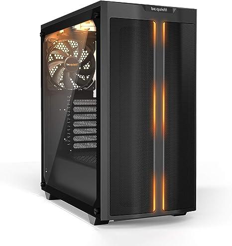 Be Quiet Pure Base 500dx Black Pc Case Bgw37 Computers Accessories