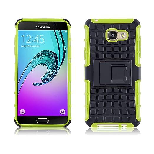 363 opinioni per Cover Galaxy A5 2016, JAMMYLIZARD [Alligator] Custodia Heavy Duty in Silicone
