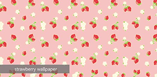 Amazon Cute Strawberry Wallpaper Appstore For Android
