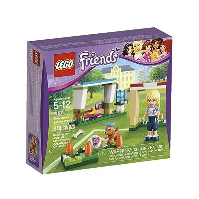 LEGO Friends Stephanie Soccer Practice 41011: Toys & Games