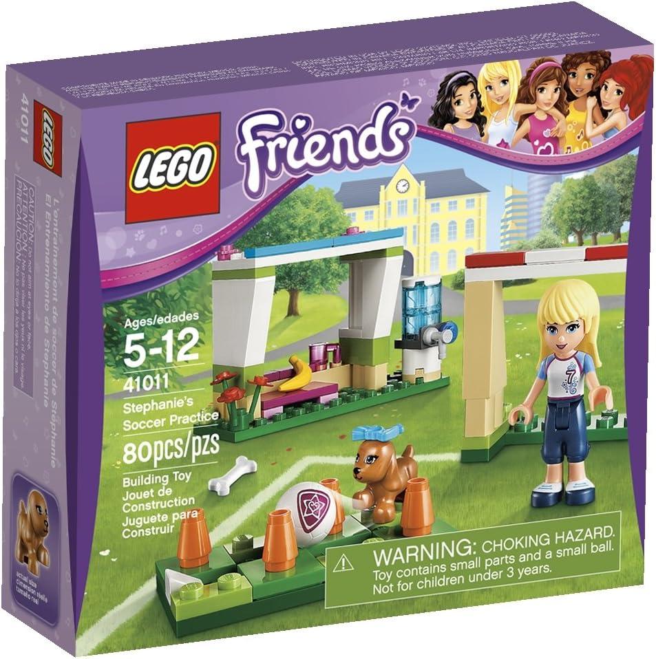 LEGO Friends Stephanie Soccer Practice 41011