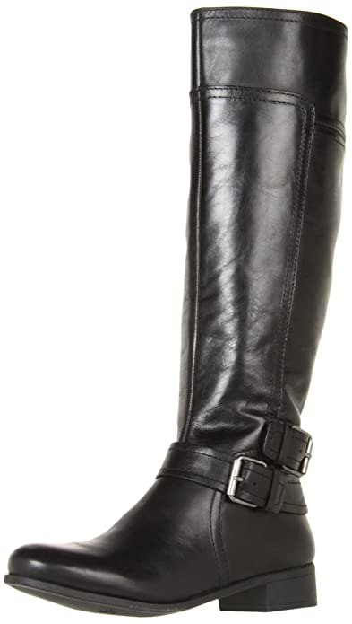 Amazon.com | Nine West Women's Shiza Knee-High Boot | Knee-High