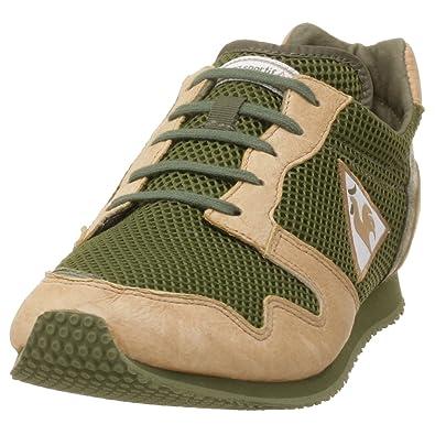 quality design a0549 c32eb Le Coq Sportif Men s Race Athletic Shoe,Khaki Natural ...