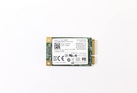 DELL t8mrj lmt-128 m6m PCIe mSATA SSD 128 GB Lite-On it Corp Disco ...
