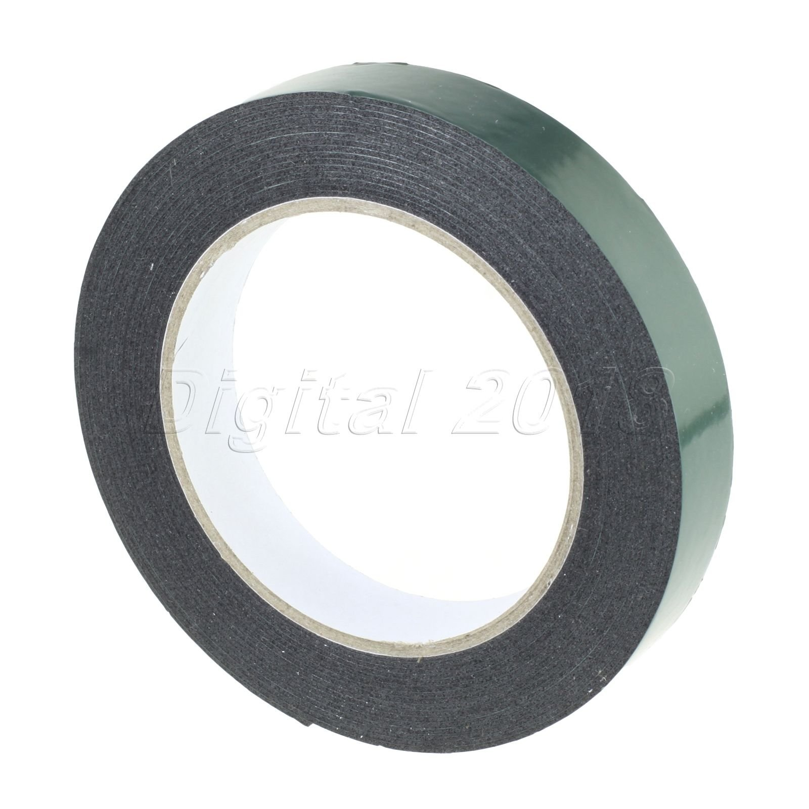 EUTTEUM Heavy Duty Double Sided Mounting Tape Sticky Self Adhesive Strong Foam 5M