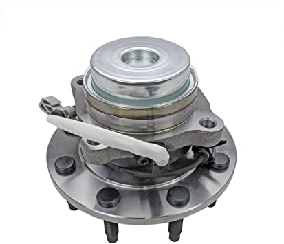Note: Single Rear Wheels 4WD, RWD 2008 fits GMC Sierra 2500 HD Front Wheel Bearing and Hub Assembly One Bearing Included with Two Years Warranty
