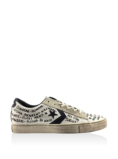 scarpe converse pro leather grigio