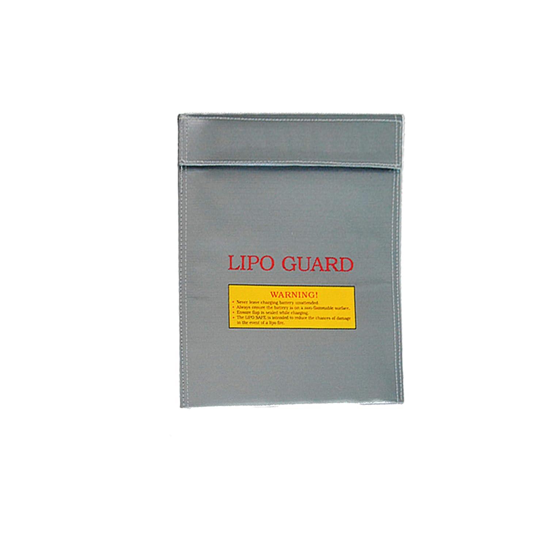 LiPo ignifugo sicurezza bag, sacco di carica della batteria Storage Ponch resistente, esplosione Guard per RC batterie Etrogo