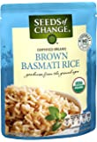 SEEDS OF CHANGE Organic Brown Basmati Rice (12pk)