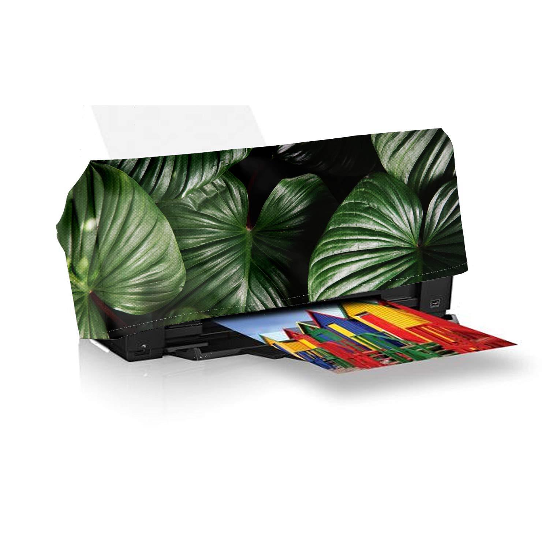 antiest/ática, Resistente al Agua, Tela Resistente, Color Verde Funda Protectora Antipolvo para Impresora Epson Stylus Pro 3800//3880//Surecolor P800